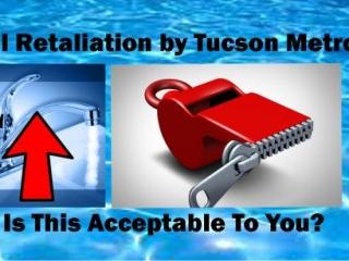 Your Metro Water Tucson Board Facebook  - December 2016