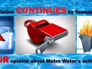 Your Metro Water Tucson Website Post - April 15, 2016