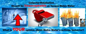 Metropolitan Domestic Water District - Unlawful !