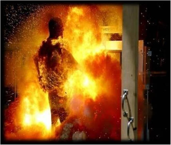 Metro Water Arc Flash Accident