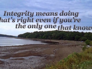 Your Metro Water Tucson Board - Integrity... something that is needed