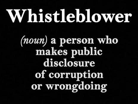 Your Metro Water Tucson Board - Whistleblower